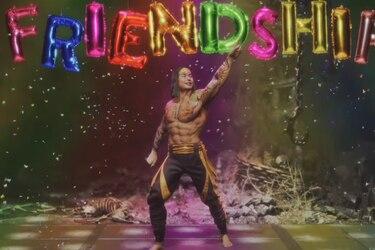 Mortal Kombat 11: Aftermath presenta su tráiler oficial de Friendships