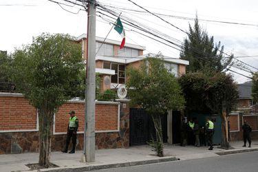 Embajada de México en La Paz (1)