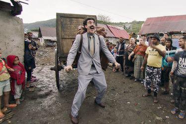 Borat 2 habría sido más vista que Mulan en su estreno en Estados Unidos