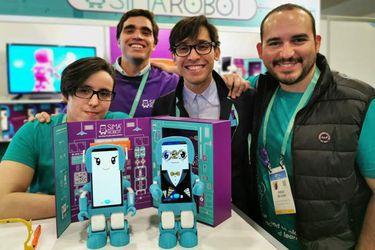 Sima: La empresa chilena que quiere vender robots en Japón