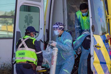 Paris destaca disminución de casos de Covid-19 en la Región Metropolitana, pero reporta un alza en los contagios diarios a nivel nacional