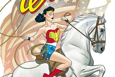 El dibujante Amancay Nahuelpán será parte de Wonder Woman #750