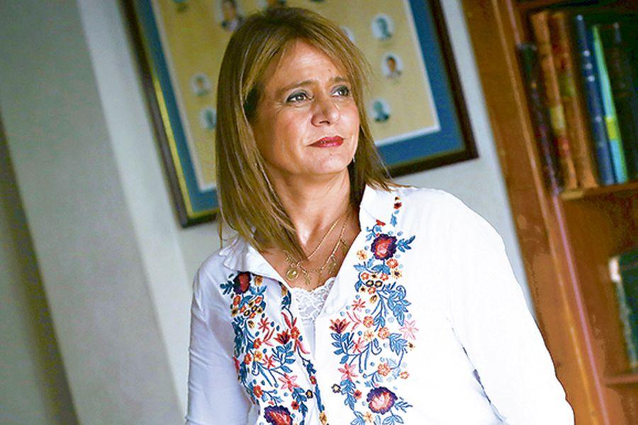 Jacqueline van Rysselberghe