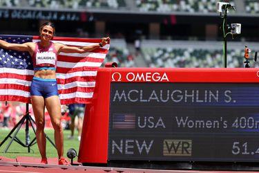La súperpista de Tokio: la revolucionaria carpeta que se llena de récords mundiales en el atletismo olímpico