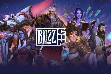 Blizzard realizará una versión virtual de la BlizzCon en 2021