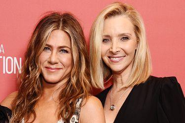 La videollamada de Rachel y Phoebe: Jennifer Aniston y Lisa Kudrow comparten anécdotas de su paso por Friends