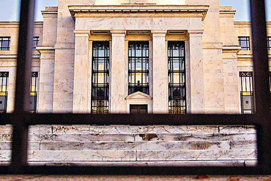 Reserva Federal de Estados Unidos.