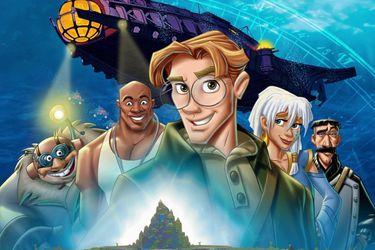 El director de Atlantis reveló los planes para la otra secuela descartada de la película
