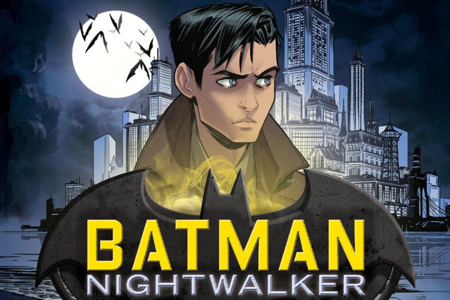 batman night walker
