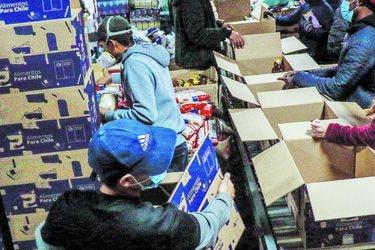 Alimentos para Chile en recta final: 5,6 millones de cajas por US$254 millones y 10 empresas concentran el 50% de las compras