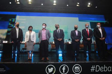 Cara a cara de presidenciales: las frases, enfrentamientos (y momentos tensos) que marcaron el debate de la Archi