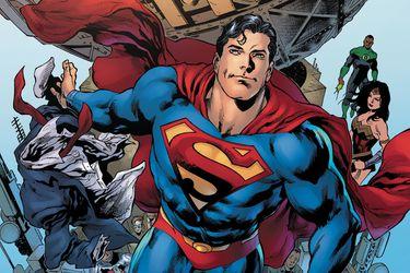 Sale a la luz supuesto concept-art del juego de Superman de WB Montreal