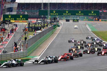 La F1 recibe el visto bueno para hacer dos carreras en Silverstone
