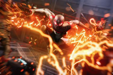 A falta de películas de Marvel, llega Spider-Man: Miles Morales