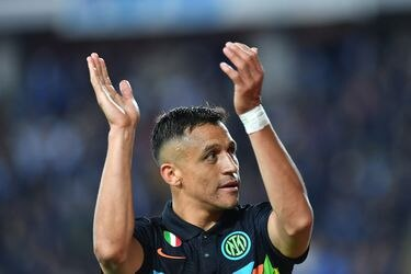"""Alexis Sánchez deslumbra en Italia: """"Ha demostrado sobradamente que es un jugador fenomenal"""""""