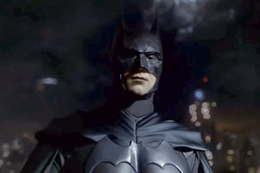Así se presentó Batman en el final de Gotham