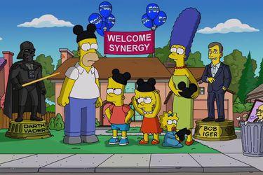 Disney+ solo tiene las temporadas 29 y 30 de Los Simpson