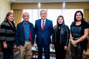 Corte Suprema obliga al gobierno a analizar la renovación de asilo político a tres jueces venezolanos
