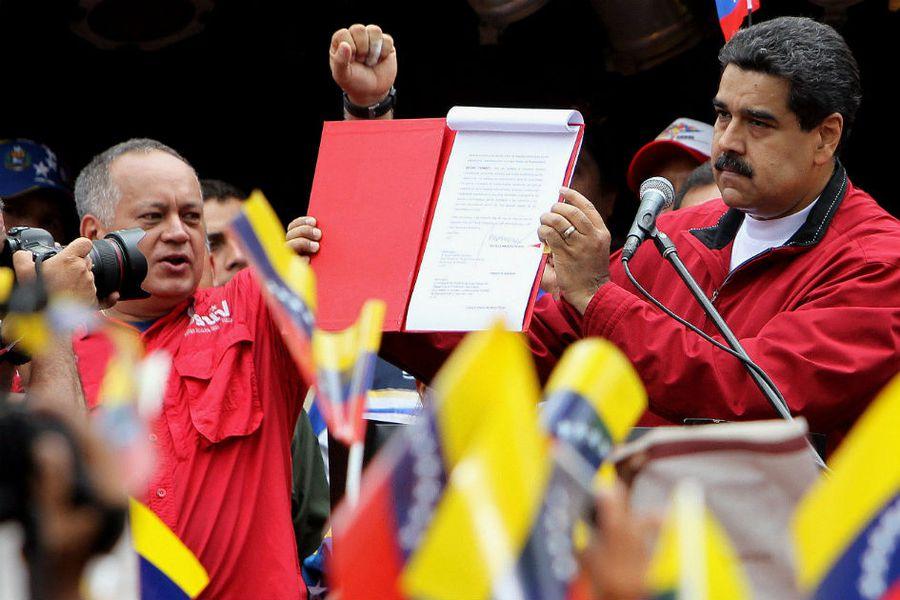 Maduro decreto
