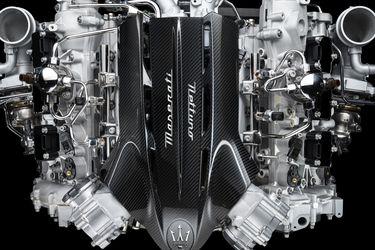 Ábranle paso al Maserati Nettuno, el nuevo motor V6 de 630 caballos