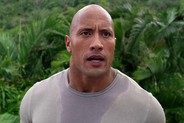 Dwayne Johnson es el actor mejor pagado por segundo año consecutivo