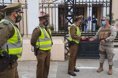 Carabineros despliega 13 mil efectivos para resguardar perímetro de locales de votación