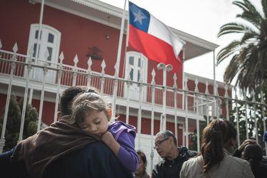 Más de mil personas pasaron por el consulado esta semana.