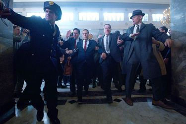 The Irishman: Martin Scorsese y sus gángsters asaltarán Nueva York