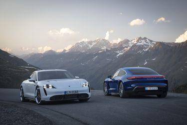 Porsche Taycan se luce en Los Mejores 2021 con dos importantes premios