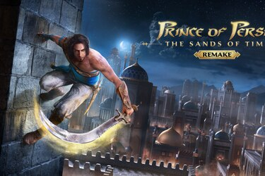 Anuncian remake de Prince of Persia: The Sands of Time