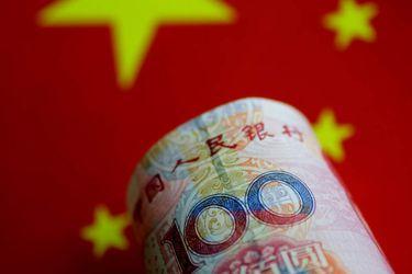 FILE PHOTO: Illustration photo of a China yuan note