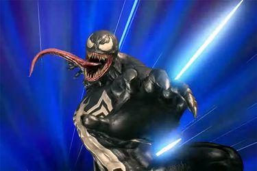 Los fans no están conformes con la voz de Venom en MvC Infinite