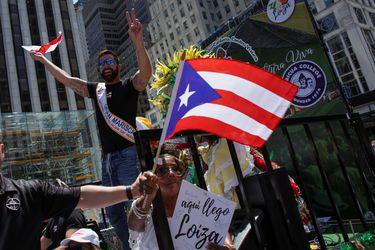 Desfile Nacional de Puerto Rico, en Nueva York