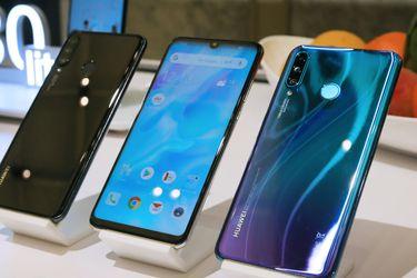 Huawei habría superado a Samsung como el principal fabricante de smartphones a nivel mundial