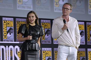 Wandavision se impone en los premios MTV de cine y televisión