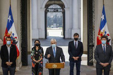Piñera apuesta por mayor universalidad del IFE para neutralizar críticas y contrarrestar propuesta de tercer retiro
