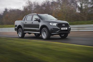 Ranger MS-RT: cuando los ingenieros de M-Sport le meten mano a la pick-up de Ford...