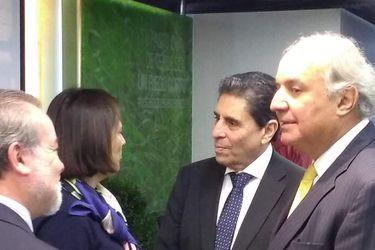 Aguas Andinas: Luis Mayol y Mauricio Rojas arriban a directorio en cupo Corfo