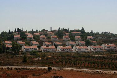 EE.UU. se opone  a los planes de Israel de construir más de 1.300 viviendas en Cisjordania