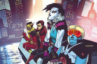 DC cancelará varios cómics en noviembre, incluyendo a los títulos de los Teen Titans, Hawkman y Suicide Squad