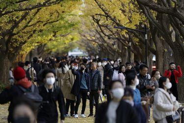 Japón notifica más de 2.000 contagios diarios de Covid-19 por cuarto día consecutivo