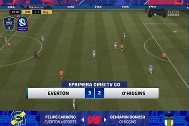 Dulce debut para ambos: Everton y la UC festejan por partida doble en el inicio de la liga eSports