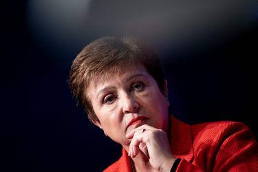 El FMI interrogó a Georgieva por las acusaciones de beneficiar a China en el Banco Mundial