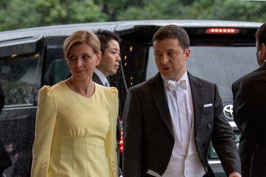 Primera dama de Ucrania da positivo para coronavirus