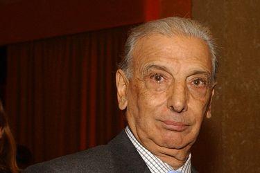 Pesar en el mundo empresarial por el fallecimiento de Alberto Calderón, uno de los socios fundadores de la cadena de multitiendas Ripley