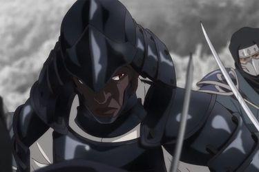 Netflix presenta las primeras fotos de Yasuke, un anime sobre el primer samurai africano