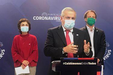 Las cifras que deja el nuevo criterio: Lo que tienes que saber del coronavirus este miércoles
