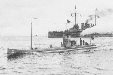 """Encuentran submarino Alemán que formaba parte de la """"flota perdida de Hitler"""""""