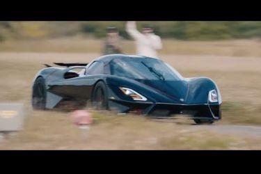 La tercera fue la vencida: ahora sí el SSC Tuatara es el auto más rápido del planeta