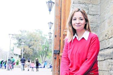 Exintendenta de Coquimbo Lucía Pinto